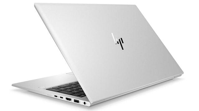 HP EliteBook 850 G8 背面から