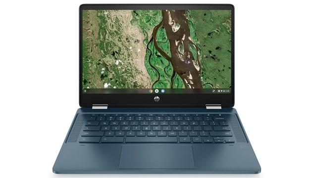 HP Chromebook x360 14b-cb0000 正面