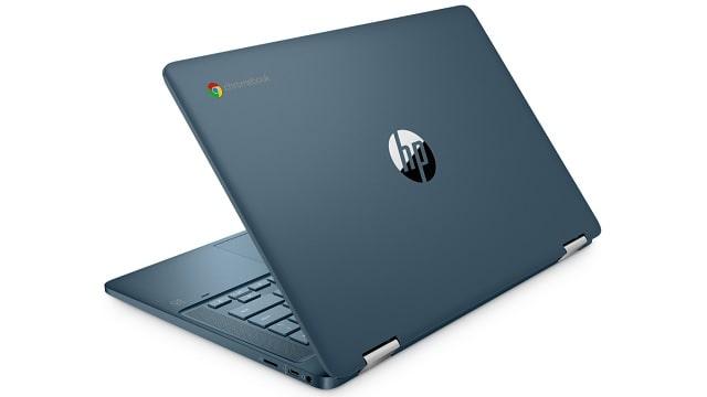 HP Chromebook x360 14b-cb0000 背面から