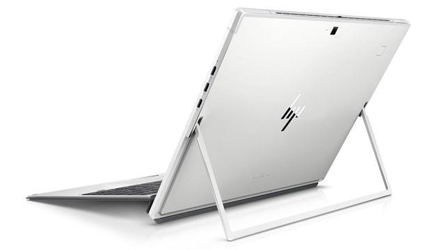 HP Elite x2 G8 背面から