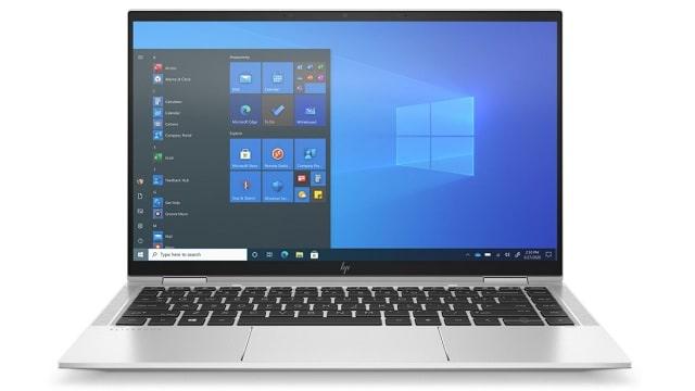 HP EliteBook x360 1040 G8 正面