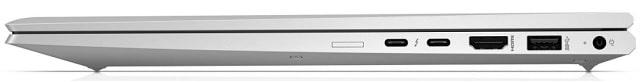 HP EliteBook 850 G8の右側面
