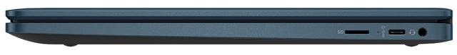 HP Chromebook x360 14b-cb0000 右側面