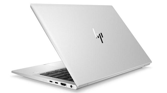 HP Elitebook 830 G8 後ろから