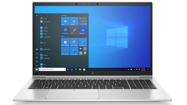 HP EliteBook 850 G8 正面