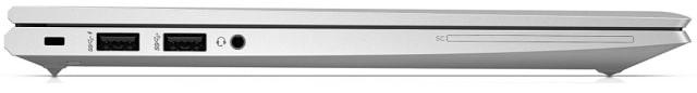 HP Elitebook 830 G8 左側面