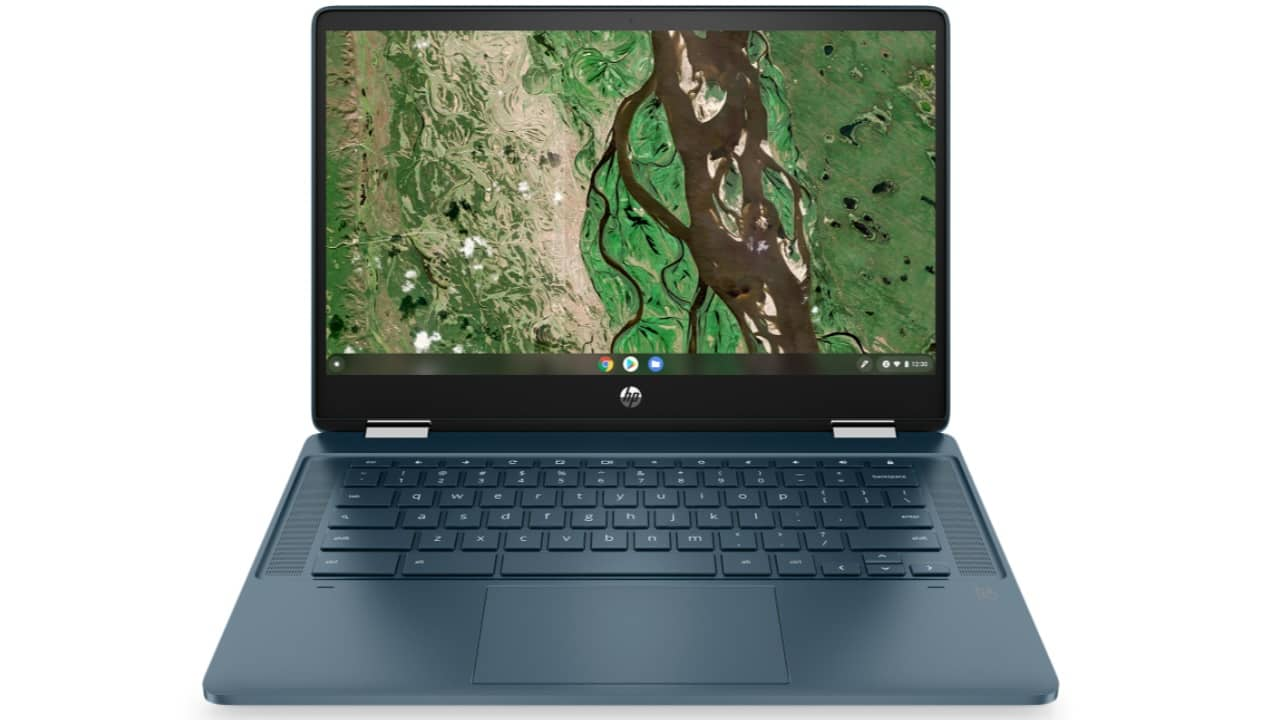 HP Chromebook x360 14b-cb0000のレビュー