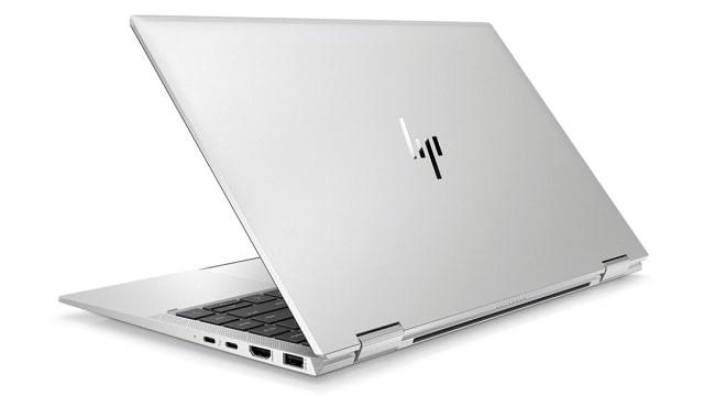 HP EliteBook x360 1040 G8 背面