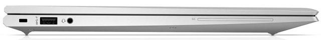 HP EliteBook 850 G8の左側面