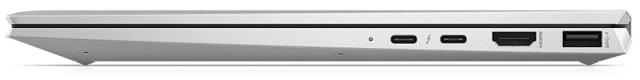 HP EliteBook x360 1040 G8 右側面