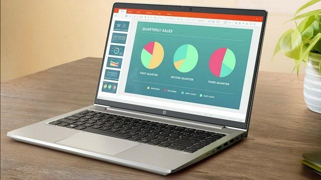 HP Probook 440 G8 外観
