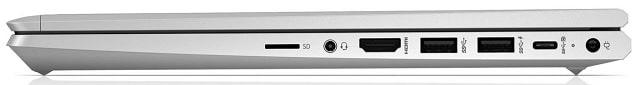 HP Probook 440 G8 右側面
