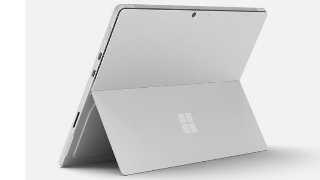 Surface pro 8 背面