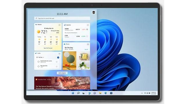Surface pro 8 ディスプレイ