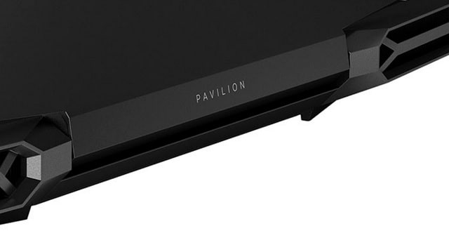 HP Pavilion gaming 15-dk2000 ヒンジ部分の刻印