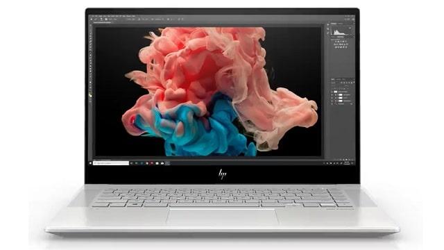 HP Envy 15-ep1000 画像編集中