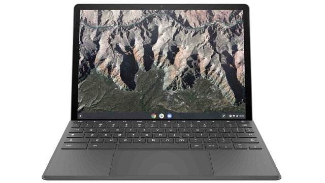 HP Chromebook x2 11 正面