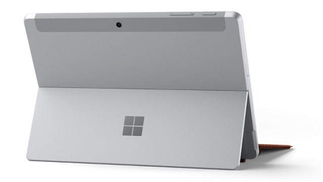 Surface Go 3 背面