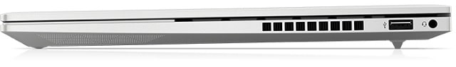 HP Envy 15-ep1000 右側面インターフェース