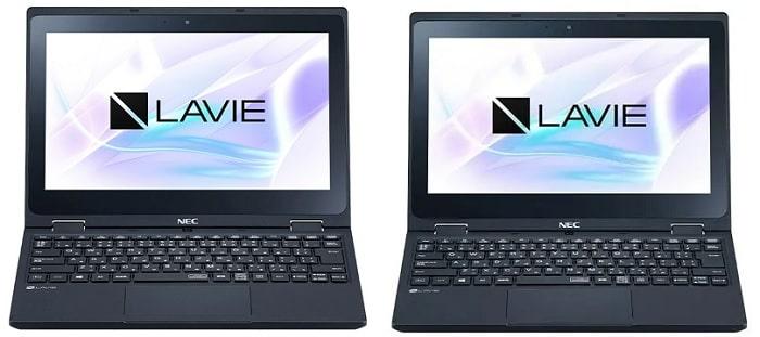 Lavie N11 2021年秋冬モデルと旧モデルの筐体比較