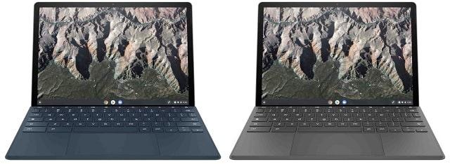HP Chromebook x2 11 セルラーモデルとWiFiモデルの筐体