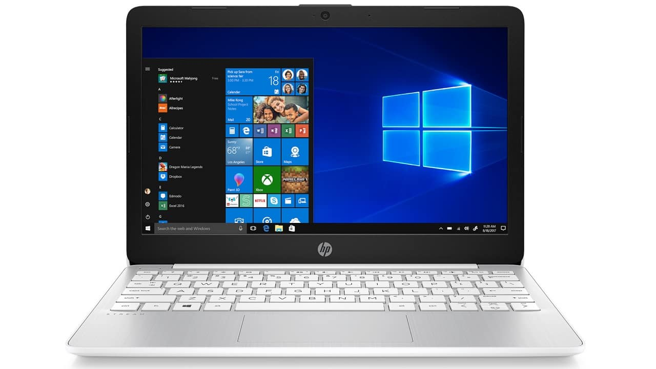 HP Stream 11-ak0000のレビュー