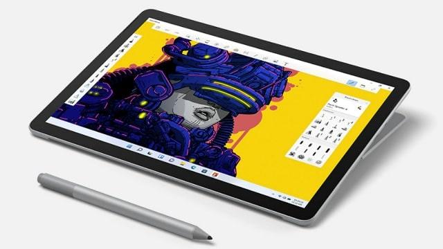 Surface Go 3とSurfaceペン