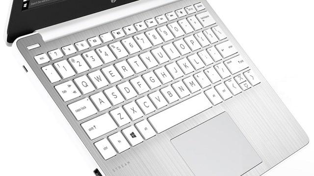 HP Stream 11-ak0000のキーボード
