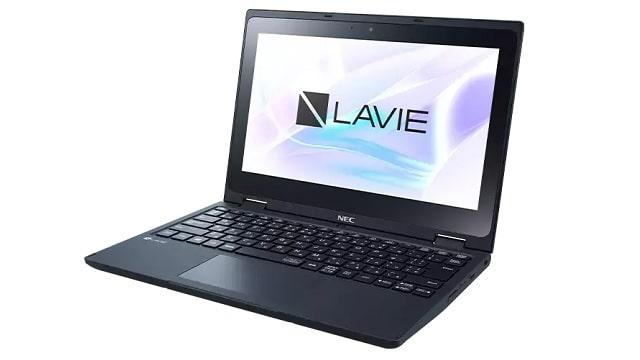 Lavie N11 2021年秋冬モデル ディスプレイ