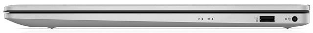 HP 17s-cu0000 右側面インターフェース