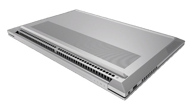 HP Envy 15-ep1000 底面