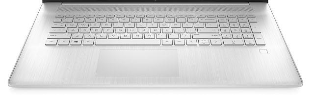 HP 17s-cu0000 キーボード